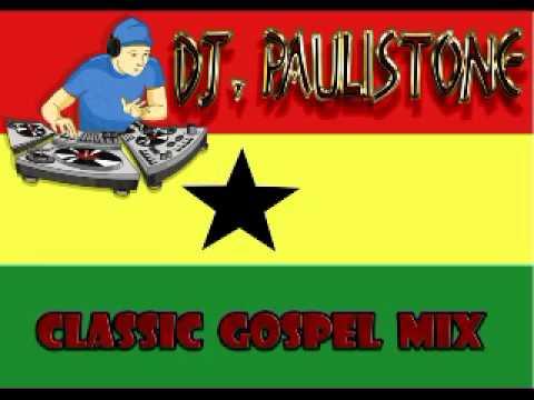 DJ PAULISTONE GOSPEL PRAISES NONSTOP MIX 2013 VOL1