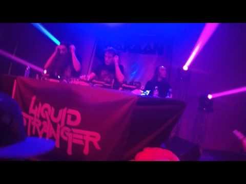 Liquid Stranger/Space Jesus/Au5 - ENCORE (LIVE) Chop Shop, Chicago, 2-5-16