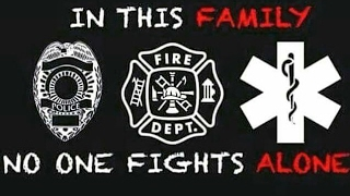 First Responders Tribute