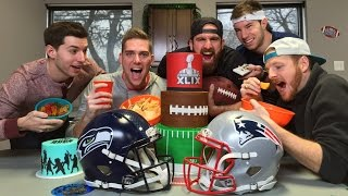 Super Bowl Party Stereotypes thumbnail
