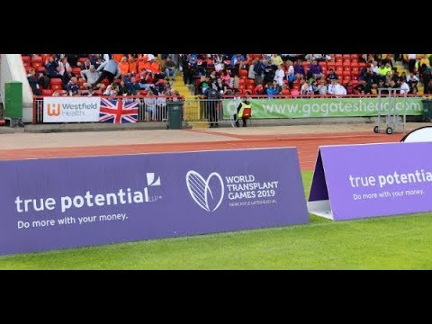 True Potential at the World Transplant Games 2019