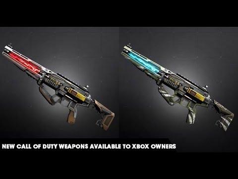 IGN News: Xbox على الـ COD: Advanced Warfare أسلحة جديدة للعبة