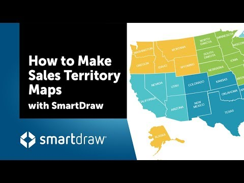 How to Make Sales Territory Maps with SmartDraw - YouTube Sales Territory Mapping Free on sales by region, sales word cloud, sales advertising, sales visuals, sales database, sales field work, sales technology, sales survey, sales process map, sales profiling, sales management, sales performance, sales design, sales reporting, sales development strategies,