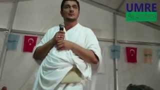 Hac 2014 - Arafat Vakfesi - Muhammed Yusuf Yaşar Hoca #2