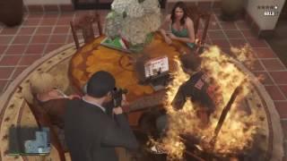 GTA 5 funny fail/Win & stunts/Crashes eps 7