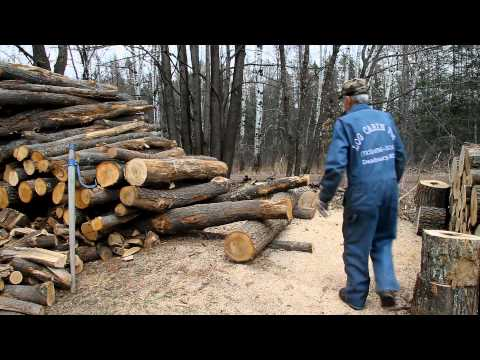 Best way to cut your Firewood