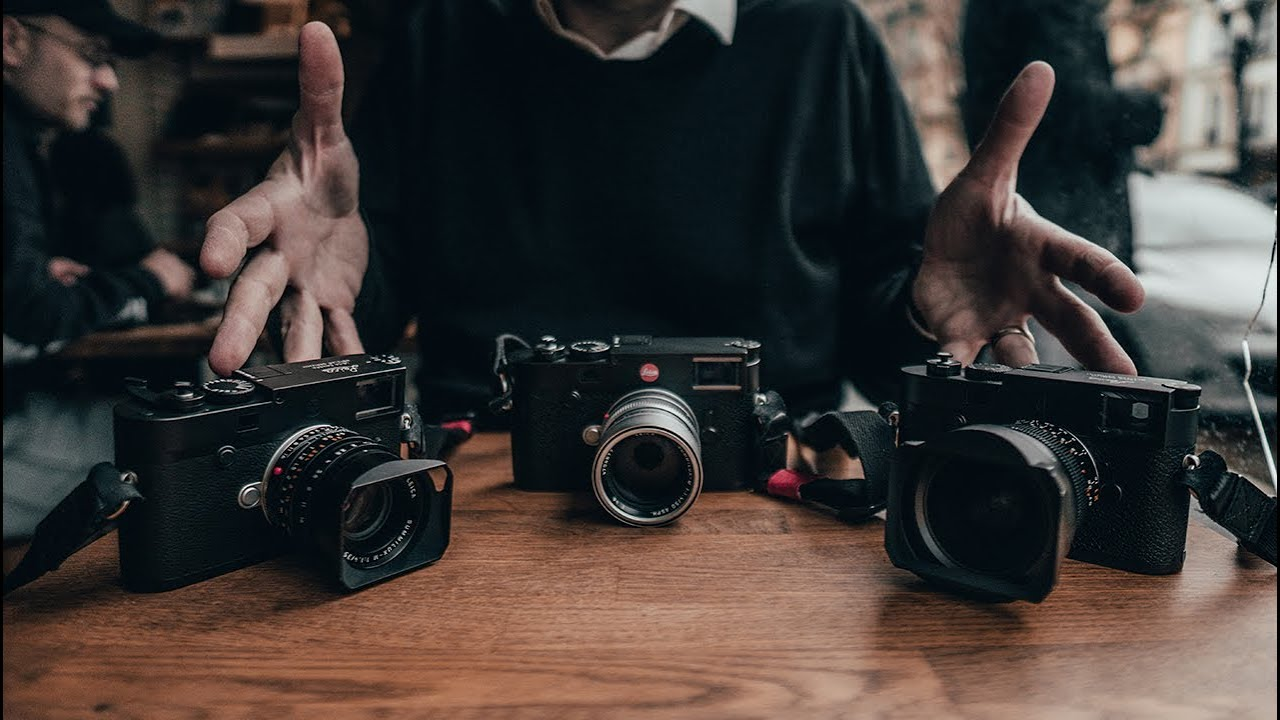 Leica M10, M10P and M10D Review