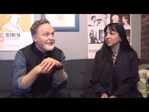 CRASH (2017) - Interview with Alan Dilworth and Pamela Mala Sinha - In Rehearsal