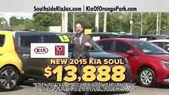 Kias Cost Less at Southside Kia and Kia of Orange Park