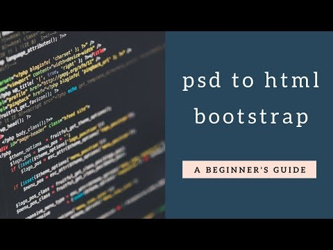 Psd To Html   Png Jpg To Html   Bootstrap   Responsive   Notify Template   Google Fonts   Web Fonts