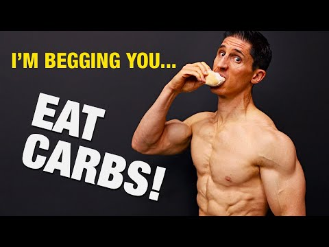 How to Lose Fat (EAT CARBS!)