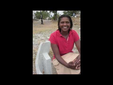 Female artist from Zimbabwe's Shona sculpture movement