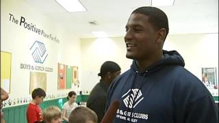 Smitha George Interviews Ed Dickson of the Baltimore Ravens