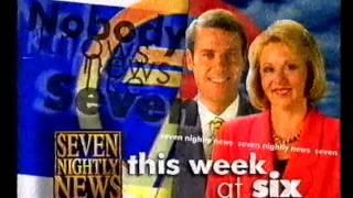 Channel 7 News Promo / Perth