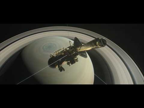 NASA Previews Cassini's Grand Finale (news telecon with visuals)