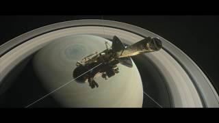 NASA Previews Cassini's Grand Finale (news telecon with visuals)