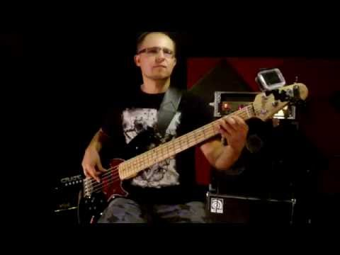 Clean Bandit feat Jess Glyne Rather Be - alternative bass line (bass cover) Michal Wrobel
