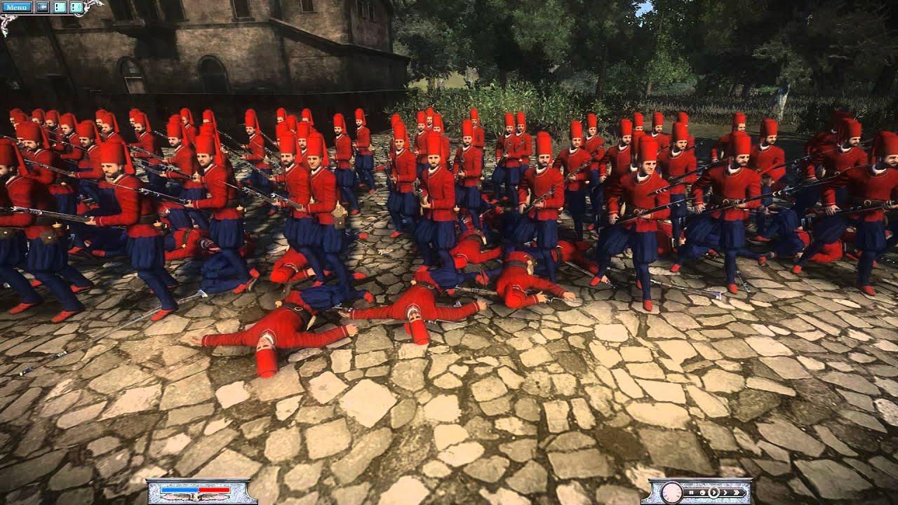 alternate history unit mod napoleon total war ottoman