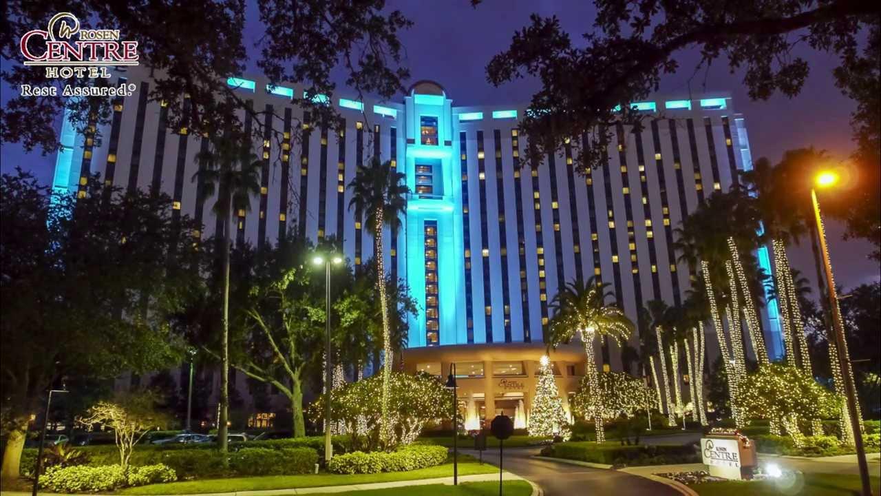 Rosen Centre Hotel Christmas Timelapse 1080p