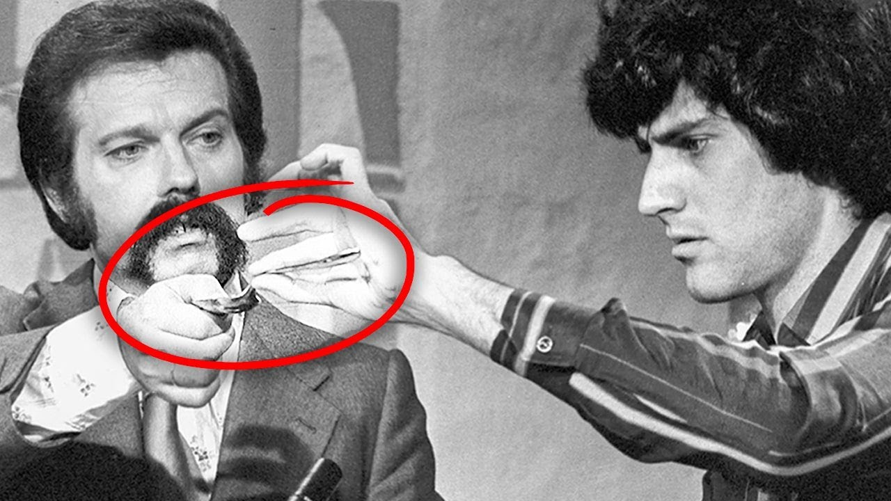 The Telekinetic Magician Vs. The Skeptic: The Infamous Uri Geller & James Randi Feud