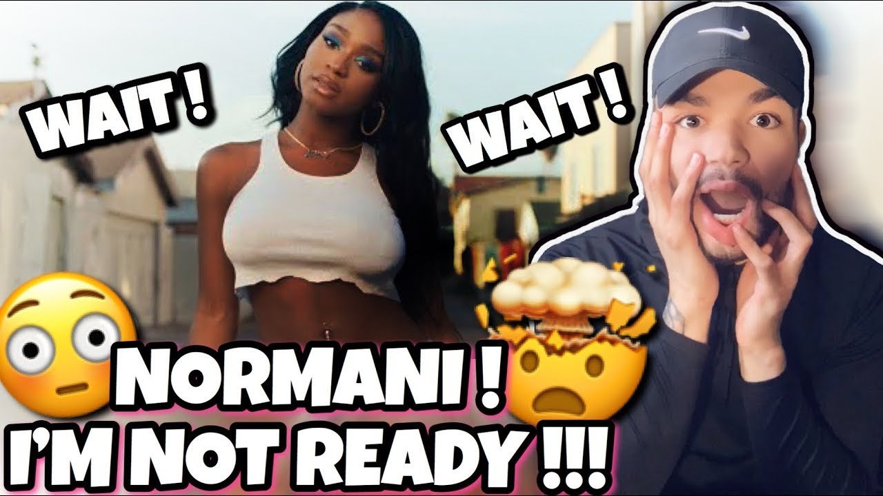 Normani - Motivation (Official Video) Reaction ! *I Promise I'm Okay???? ... Pt 8*