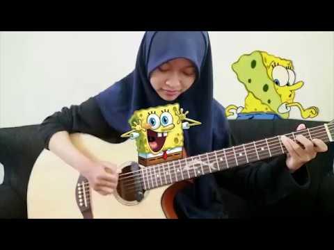 Spongebob Squarepants - Ripped Pants [fingerstyle cover]