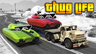 GTA 5 FUNNY MOMENTS AND GTA 5 THUG LIFE 290