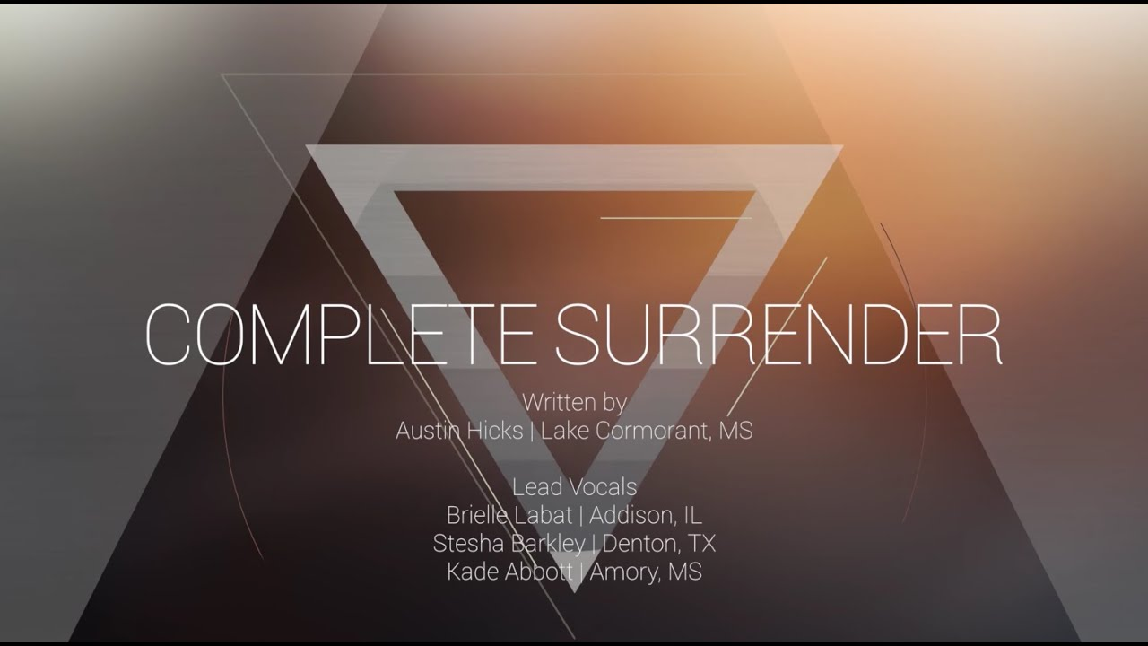 complete-surrender-omnipotent-indiana-bible-college-ibc-promo-1469301727