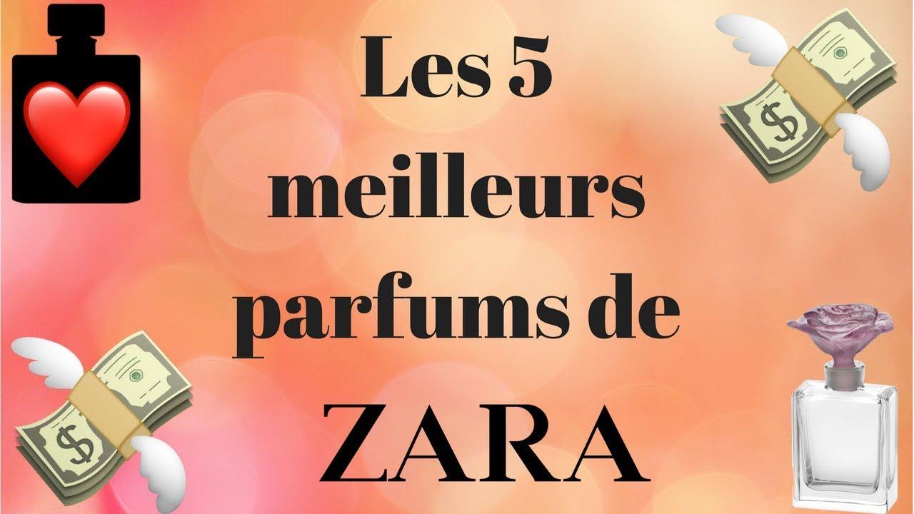 Les 5 meilleurs parfums de chez ZARA-2018 أحسن عطور zara 3476c8c39704