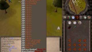 RuneScape- pk vid 3 BEST OF X T C ARCHER