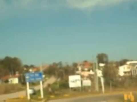 URUGUAY ´PUNTA  COLORADA  hacia punta Negra