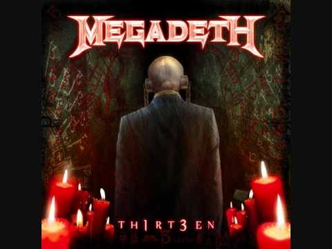 Megadeth - Sudden Death (TH1RT3EN)