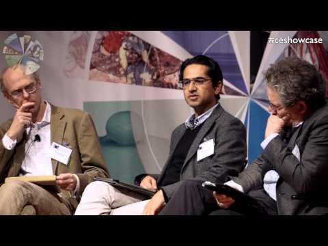 Creative Economy Showcase: UK Engangement with International Creative Industries