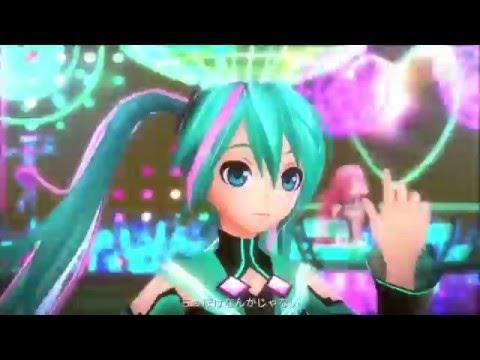 Hatsune Miku & Megurine Luka~Ai Dee~Project DIVA X