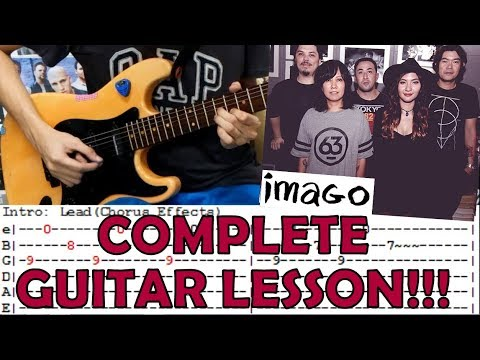 Sundo - Imago(Complete Guitar Lesson/Cover)with Chords and Tab