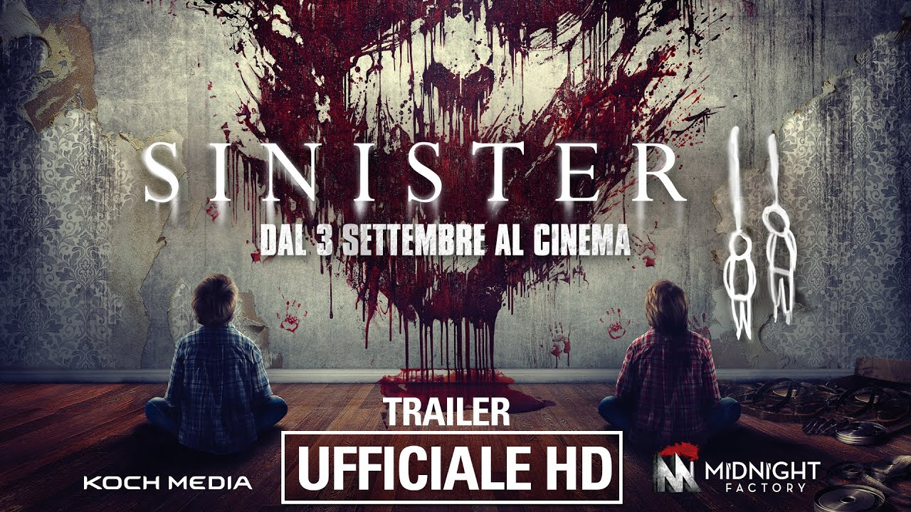 Sinister 2 : Trailer ITA  Ufficiale in HD | Film Horror