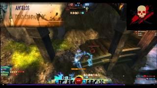 Guild Wars 2 PvP Match DC 4 Man