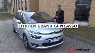 Citroen Grand C4 Picasso 1.6 HDI 115 KM, 2013 - test AutoCentrum.pl #045
