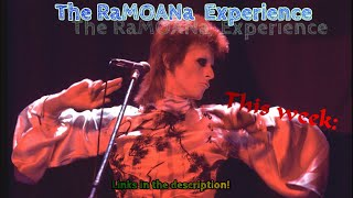 ★3 Hours of Bowie Radio★ // NOW! Becoming Ziggy Stardust