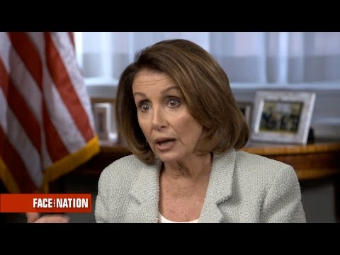 Thumbnail: Nancy Pelosi weighs in on President Trump's wiretapping claim