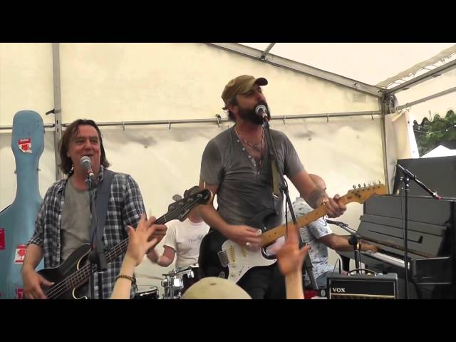GMMS play 'I Can't Feel My Fingers Anymore' at The Ealing Blues Festival 2014