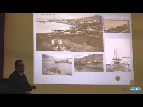 """Charla: """"Astilleros de reparación en el ámbito del puerto de Santa Cruz de Tenerife"""""""