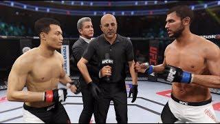 UFC 정찬성 vs 야이르 로드리게스