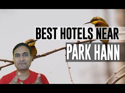 Best Hotel   Accommodation near Park Hann, Dakar