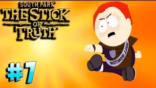 ПОБЕГ ИЗ ШКОЛЫ БОСС South Park The Stick of Truth южный парк палка истины серия 7
