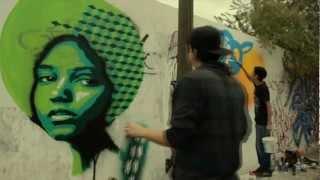 stencil street art part1