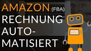 easybill: Automatische Rechnung für Amazon FBA – So sparst du Zeit & Geld!