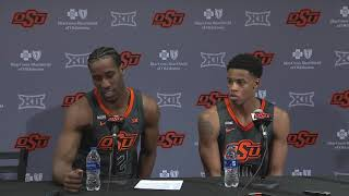 OSU Basketball: McGriff and Anderson on West Virginia loss