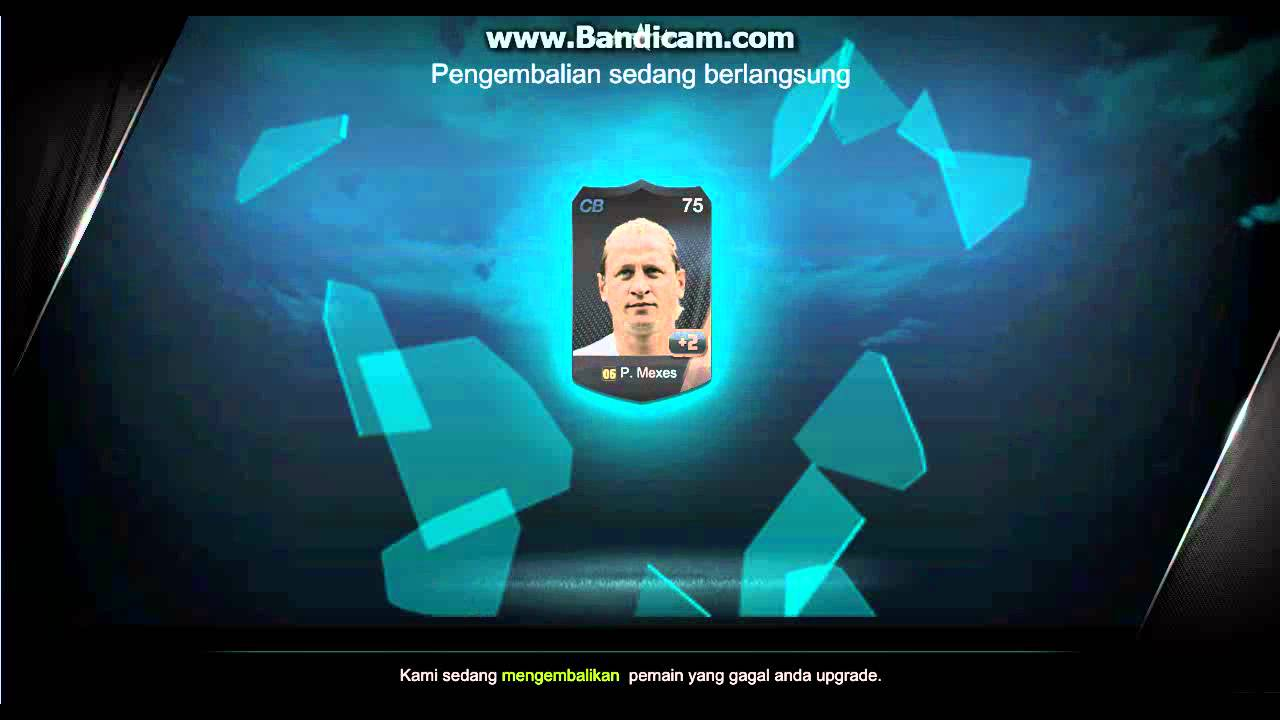 Upgrade 8 Fifa Online 3 Indonesia Youtube