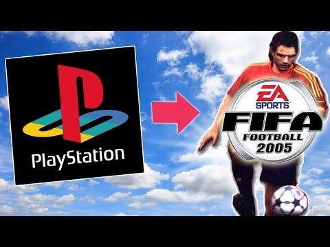 EL ULTIMO FIFA DE PLAYSTATION 1 (PS1)
